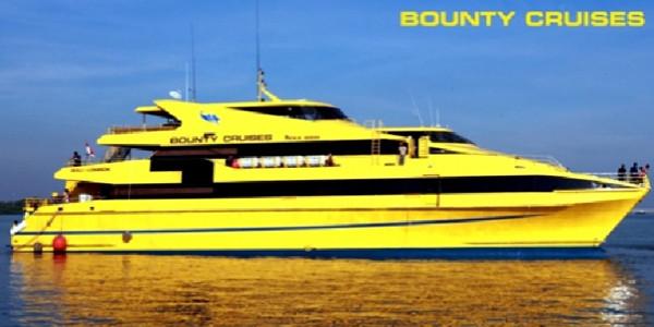 3 Day 2 Night Bali Bounty Day Cruise