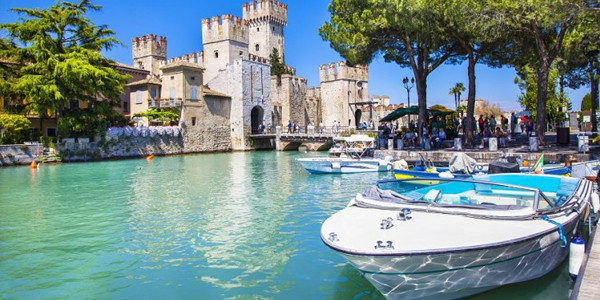 Paket Tour 12 HARI - BEST OF EUROPE  MILAN + LAKE GARDA