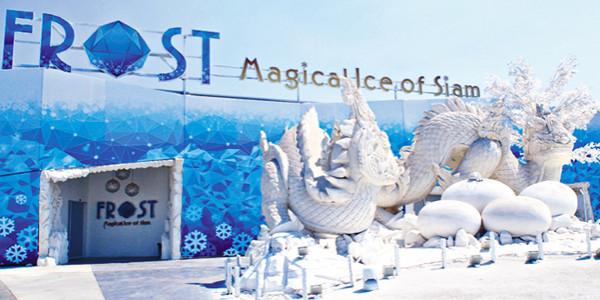 05 HARI - BANGKOK PATTAYA - FROST MAGICAL ICE + NEON MARKET