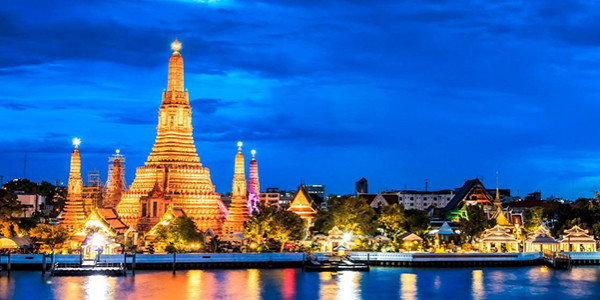 Paket Tour 4 Day 3 Night Bangkok Pattaya Muslim Tour