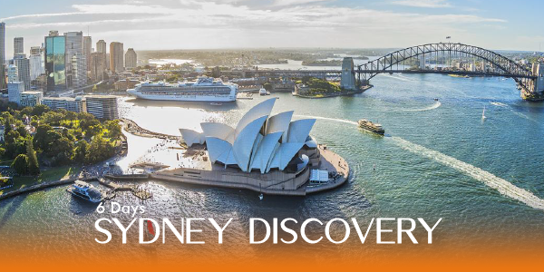 6D SYDNEY DISCOVERY