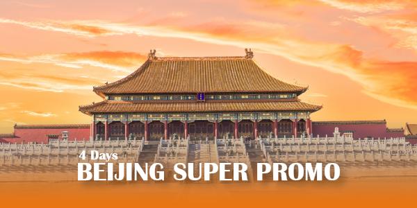4D BEIJING SUPER PROMO