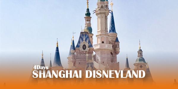 4D SHANGHAI DISNEYLAND