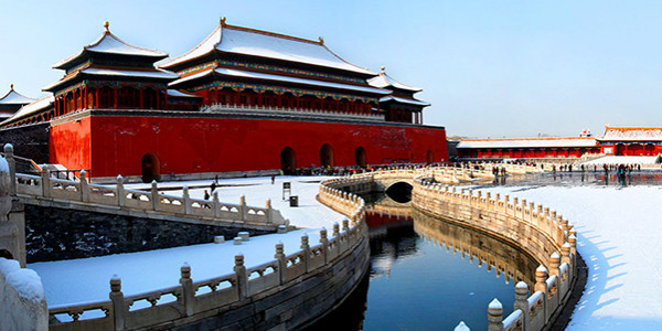 6 Day 4 Night Beijing – shanghai Tour