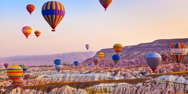 Paket Tour Turkey Holiday 9 Days 2018