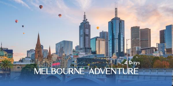 4D MELBOURNE ADVENTURE