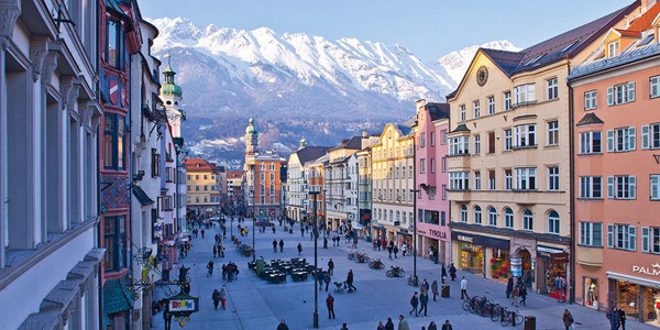 13 HARI -  BEST OF EUROPE - INNSBRUCK + VADUZ & FLORENCE